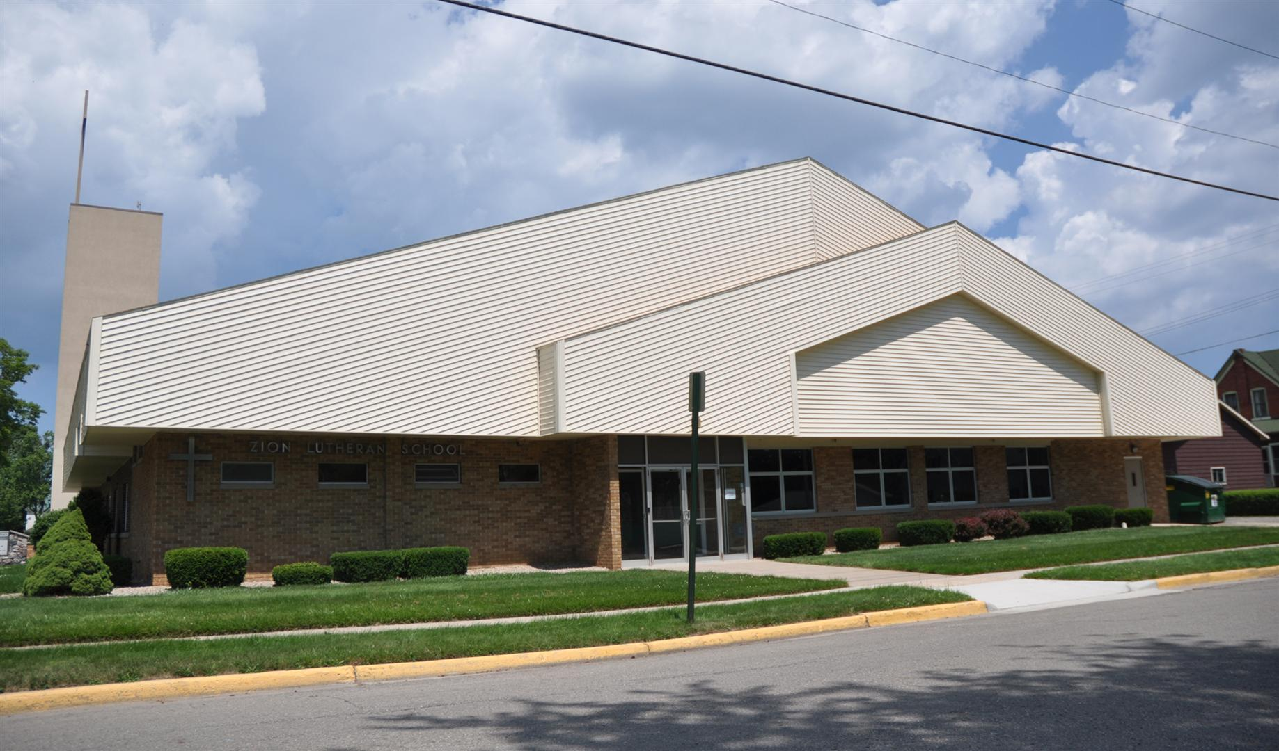 Picture of Zion Lutheran School Building