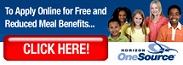 Online Application for Free & Reduced Meal Benefits