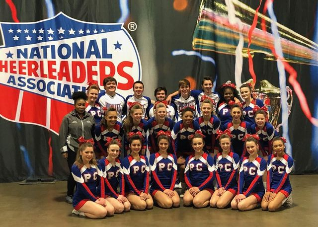 5th place from NCA National Championship