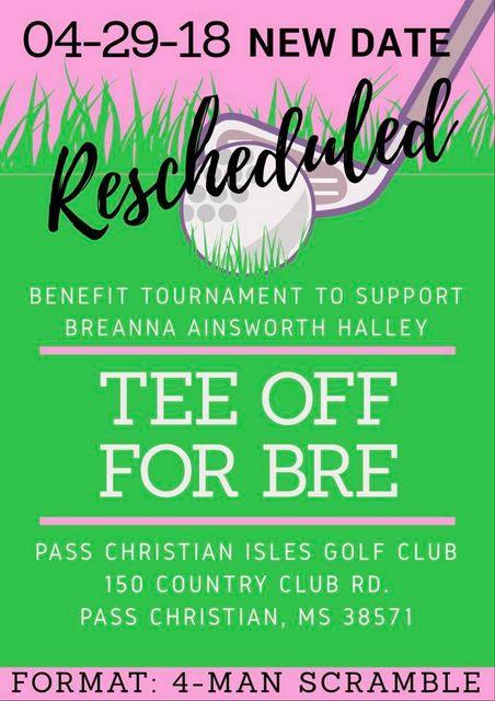 Sunday, 042918 Golf for Bre