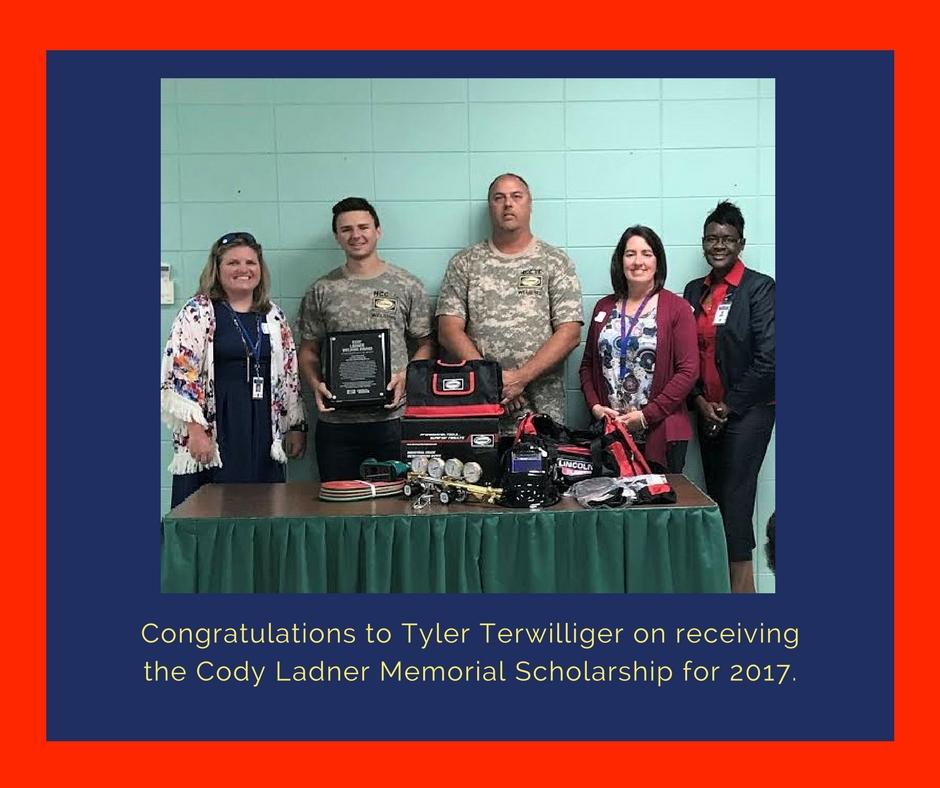 2017 Cody Ladner Memorial Award