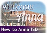 New to Anna ISD