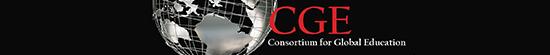 Consortium for Global Education banner