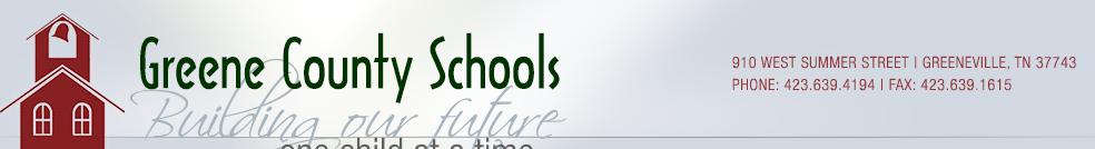 Greene County Schools