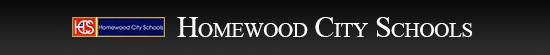 Homewood City Schools banner