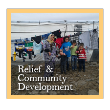 Relief & Community Development