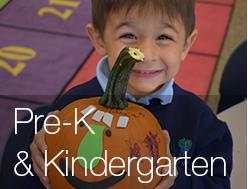 Pre-K & Kindergarten