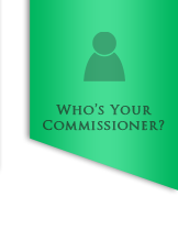 Who's Your Commissioner?