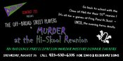 "Image for ""Murder at the Hi-Skool Reunion"""