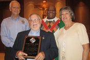 2015 Colombo Serice Award Recipient Larry Cannon