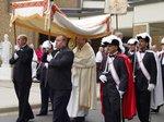 View Procession on Corpus Christi Sunday