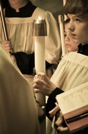 Serve on the Altar of God
