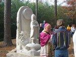 View Blessed Kateri Tekawitha Shrine Dedication