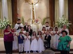 View First Communion 2008