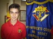 2016 Scholarship Recipient Ryan Shiflett