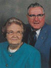 Joe and Mabel Wallace