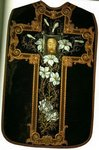 View Chasuble Designed by St. Therese