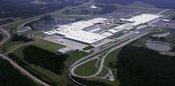 Mercedes-Benz U.S. International Manufacturing Plant in Vance, AL