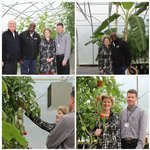 View Bancroft President Visits Mill Creek Urban Farm