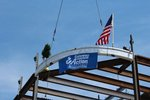 View Beam Signing and Topping Off Ceremony - June 1, 2016