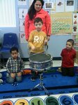 View Galloway Head Start Musical Instrument Study - March 2016