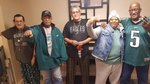 View Eagles Fans at Spring Gardens Senior Housing
