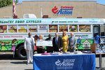 View Dedication of Gateway's Healthy Food Express Bus 8-24-17