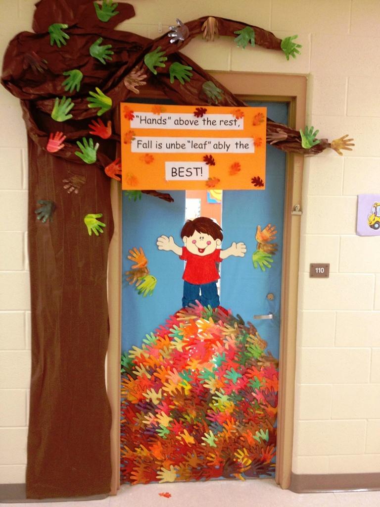 Christmas decoration ideas for primary school for Idea door primary
