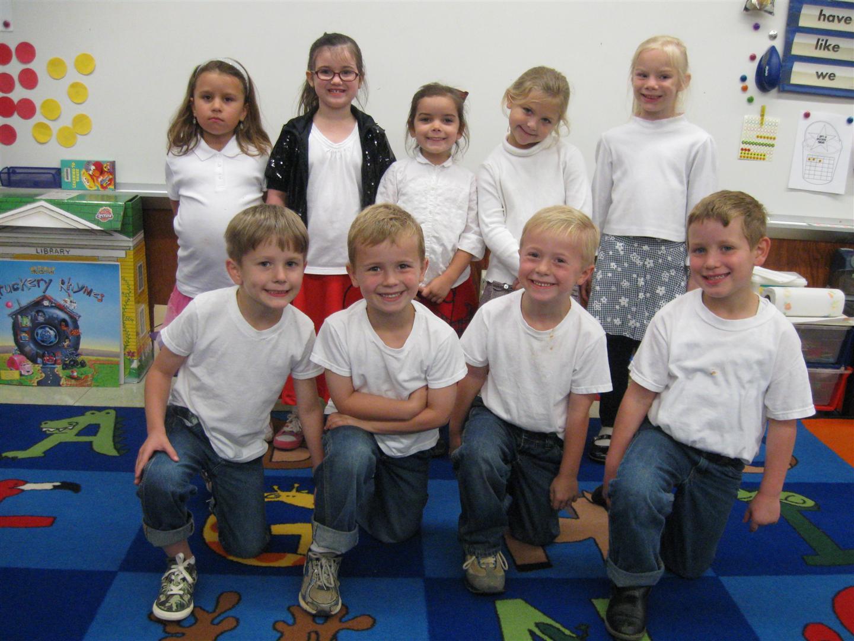 Kindergarten Readiness Calendar Arkansas : North pike elementary school spotlight kindergarten