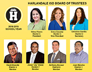 H.I.S.D board of trustees