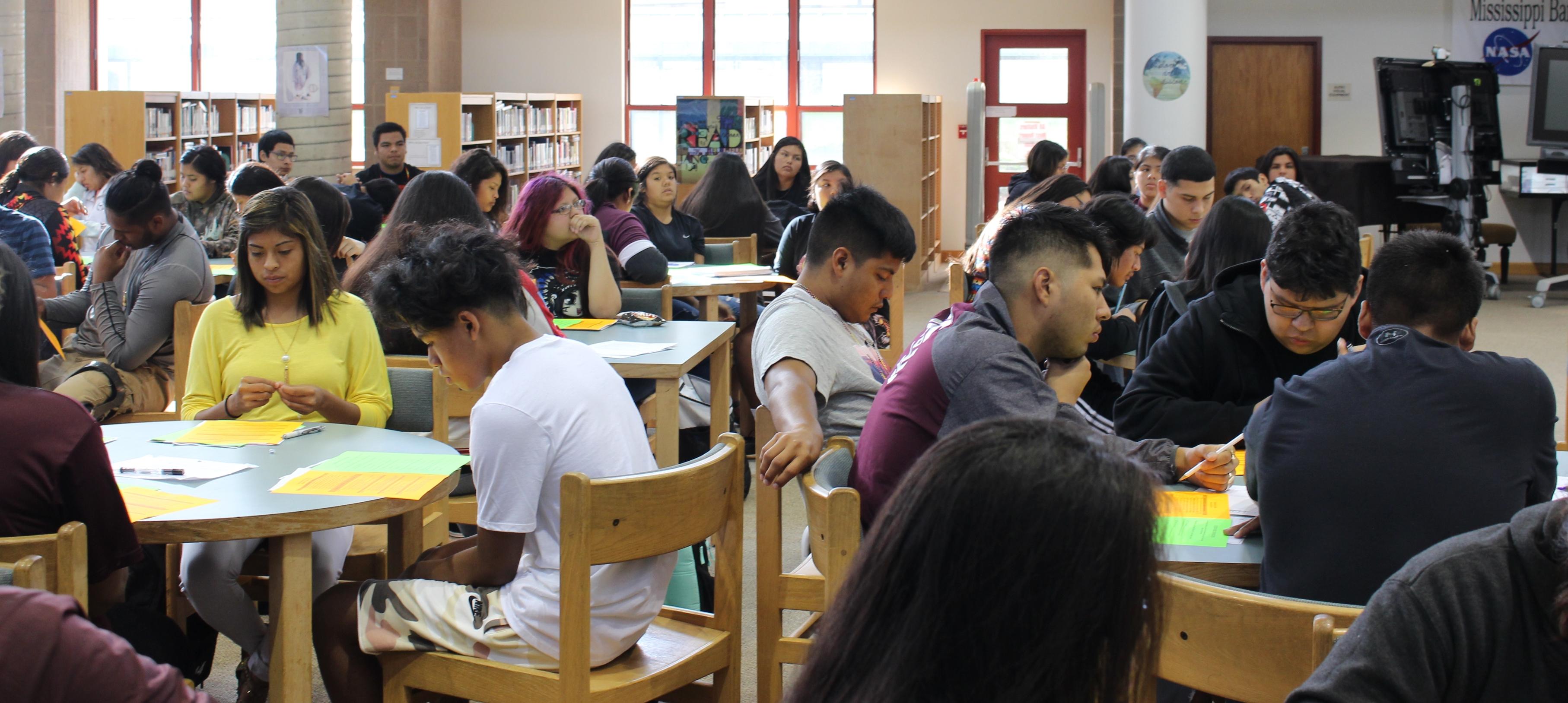 Choctaw Central High School  9b970a471