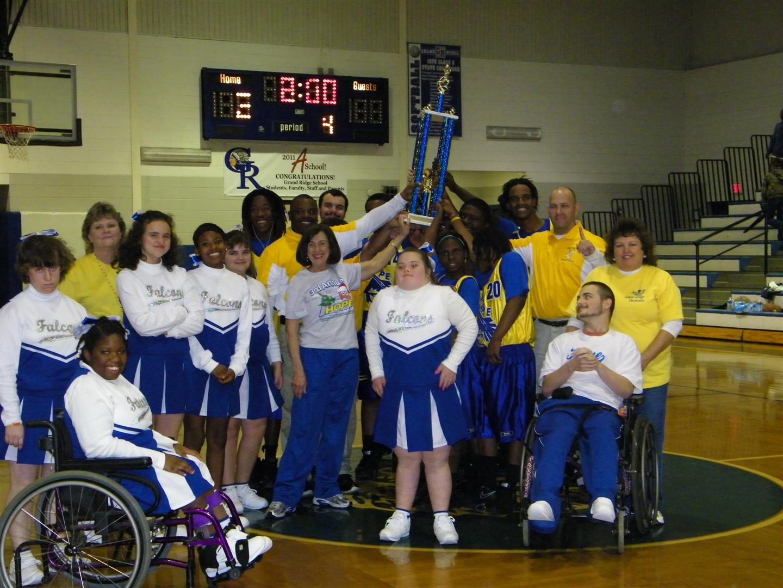 Hope School Latest News Falcons Win 3rd Annual Christmas Tournament