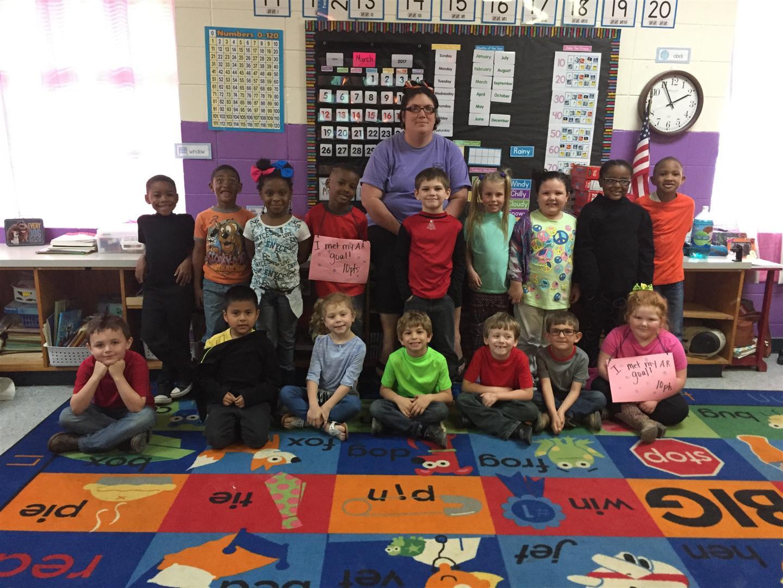 Kindergarten Readiness Calendar Arkansas : Scott central attendance center sc kindergarten students