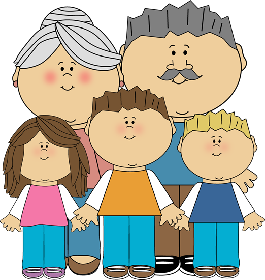 Raising Grandchildren Clip Art
