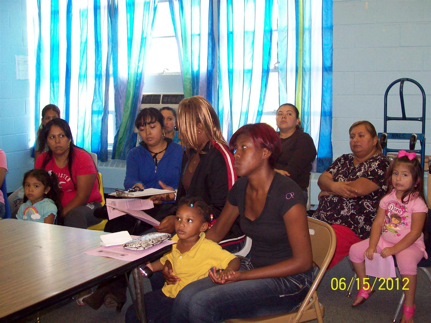 how to support parents with literacy development