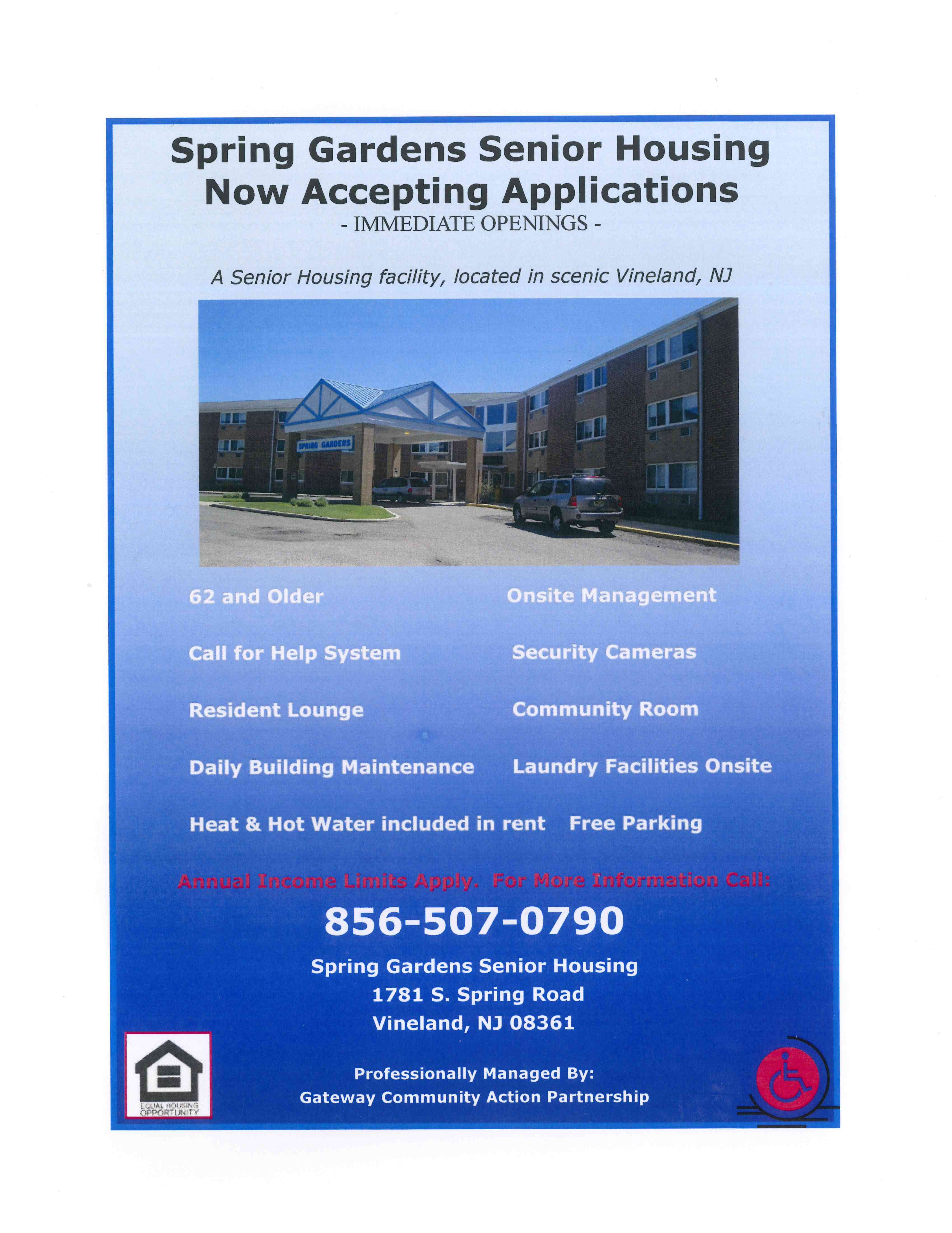 spring house senior personals Press to search craigslist save search options close favorite this post may 12 celebrate spring/summer in your new home (carriage house apartments.